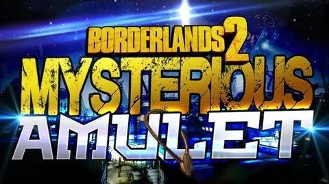 BORDERLANDS 2 Загадковий Амулет *Як знайти, Як він діє* Tiny Tina DLC!!!