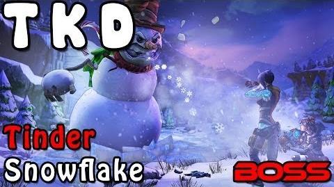 Borderlands 2 - Tinder Snowflake (Headhunter 3 DLC)