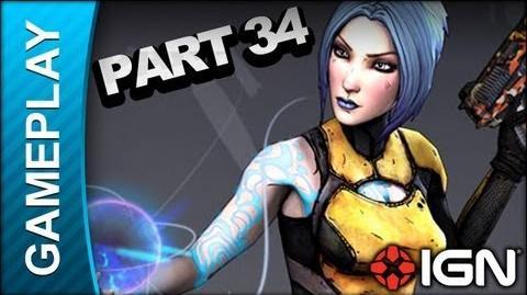 Borderlands 2 - Rising Action Part 1 - Siren Playthrough