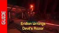 Devil's Razor Eridian Writings