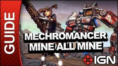 Mine All Mine - Mechromancer Walkthrough