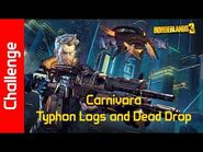 Carnivora Challenge- Typhoon Logs and Dead Drop