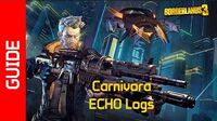 Carnivora ECHO Recordings