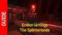 The Splinterlands Eridian Writings