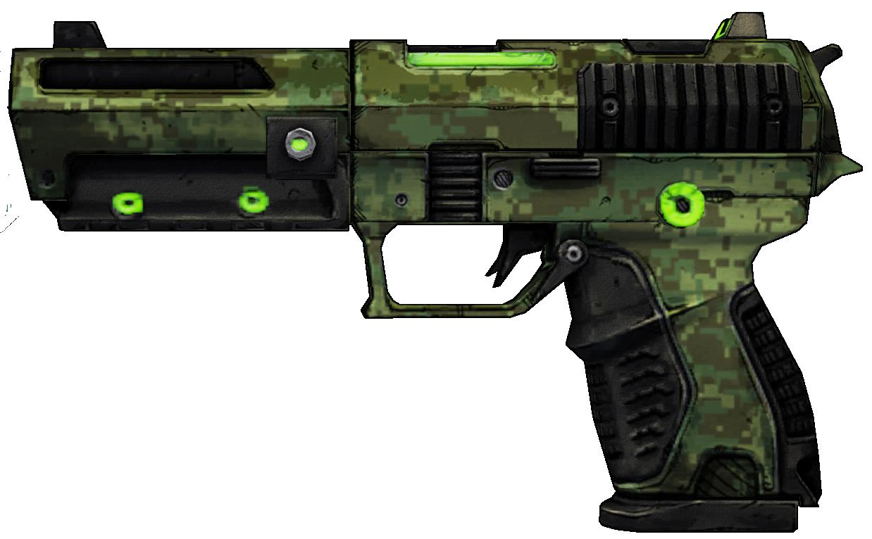 Пистолет (Даль)