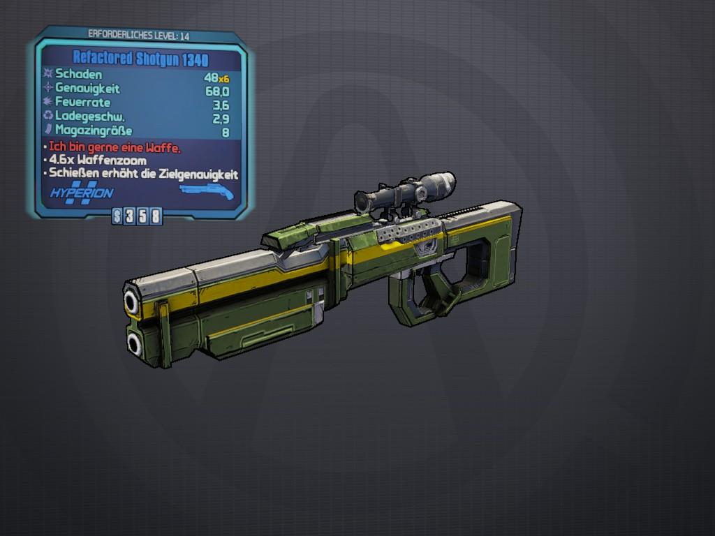 Shotgun 1340