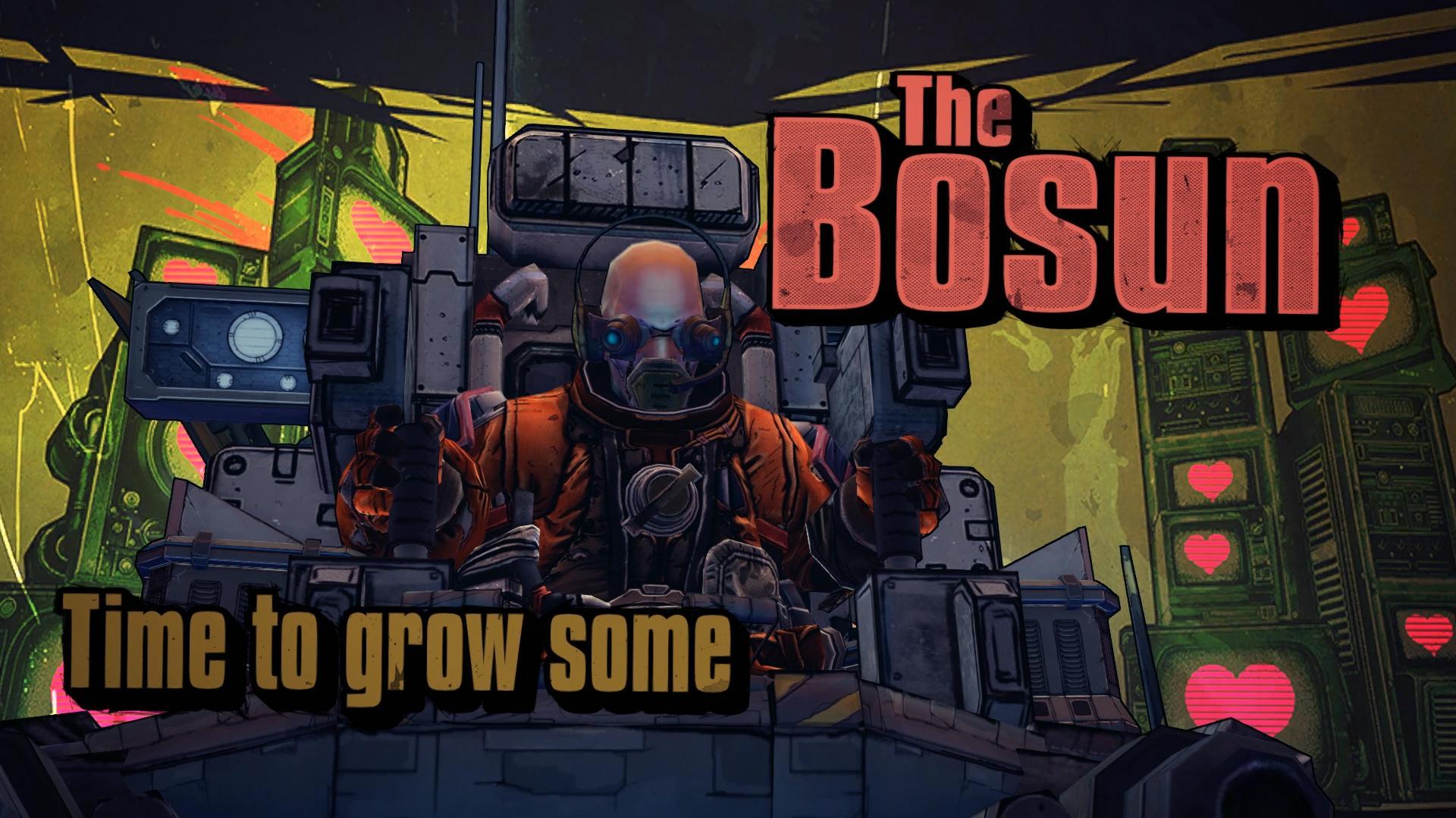 The Bosun