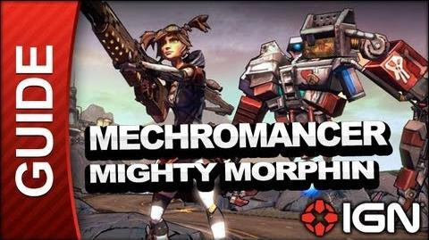 Mighty Morphin - Mechromancer Walkthrough