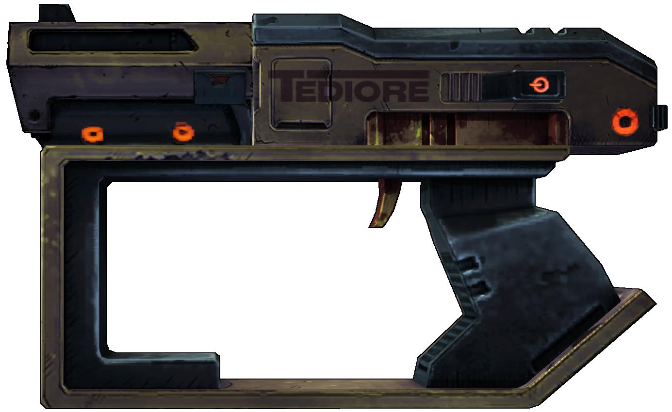 Пистолет (Тедиор)