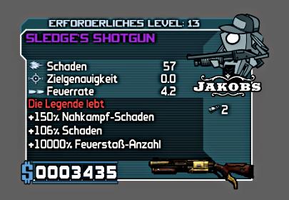 Sledge's Shotgun