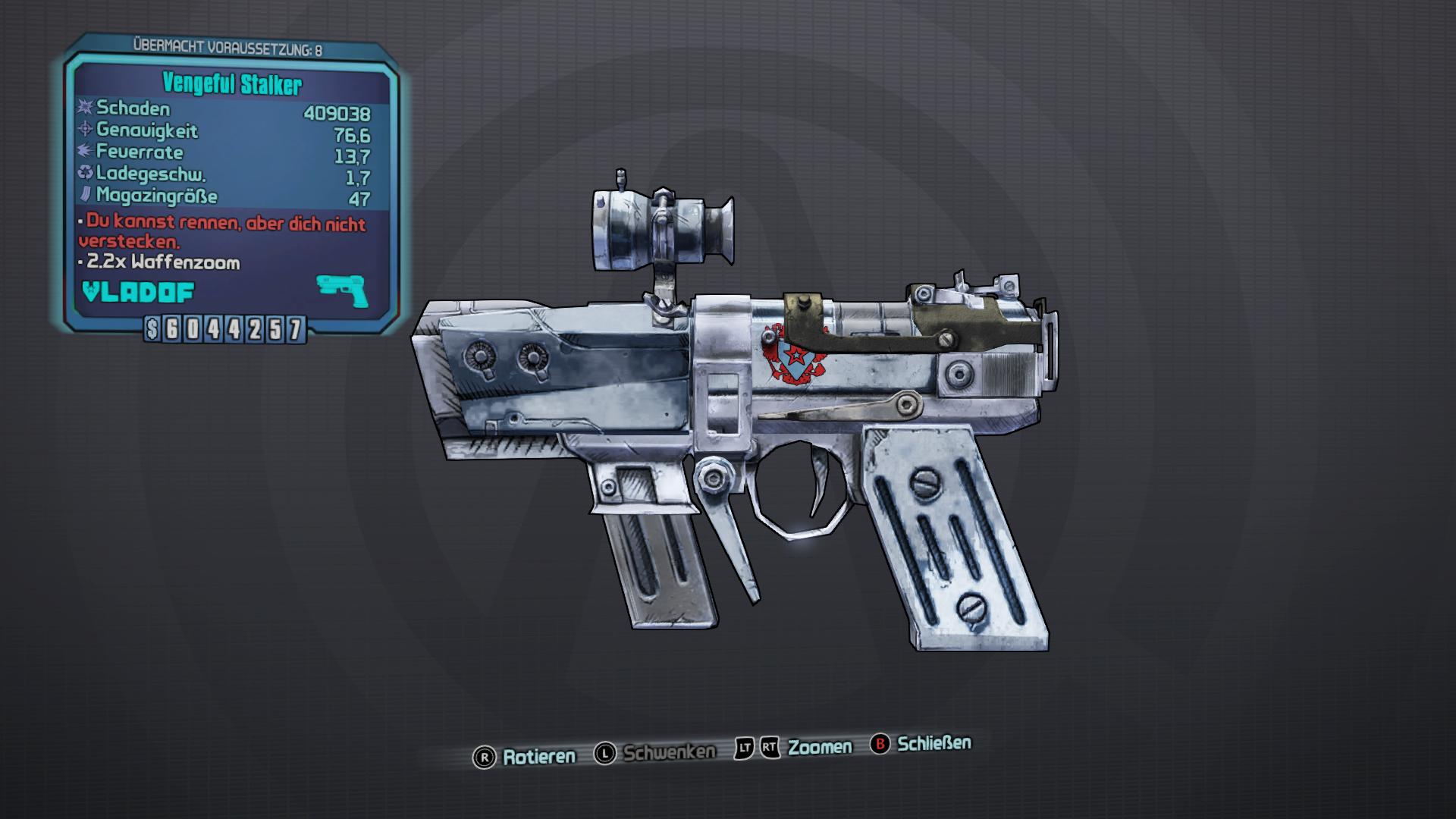 Stalker (Pistol)