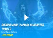 B3 amara character trailer