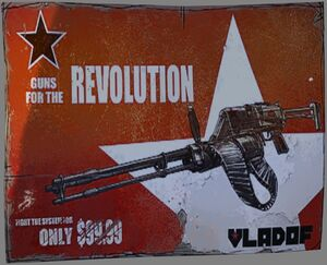 Vladof Poster