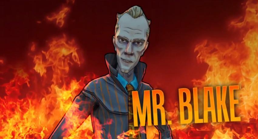 Mr. Blake