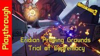 Trial of Supremacy