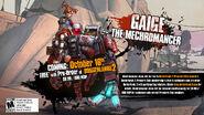 Giage mechdlc release