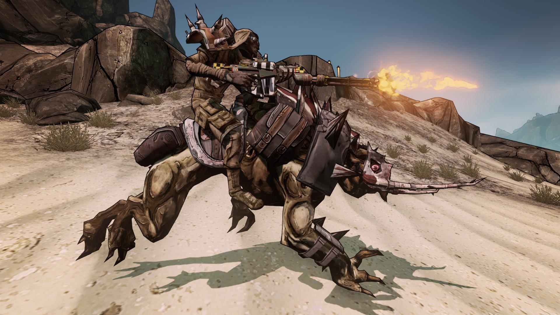 Armored Skag