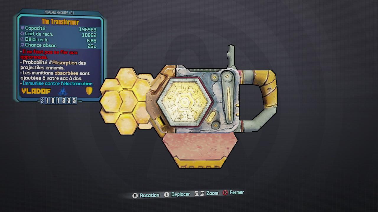 The Transformer (Borderlands 2)