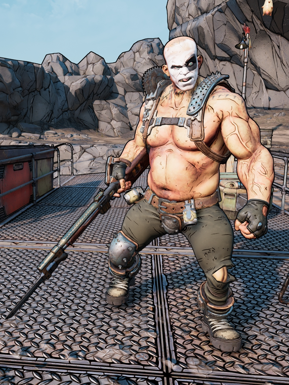 Bruiser (Borderlands 3)