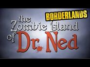 Borderlands Zombie Island of Dr Ned DLC trailer