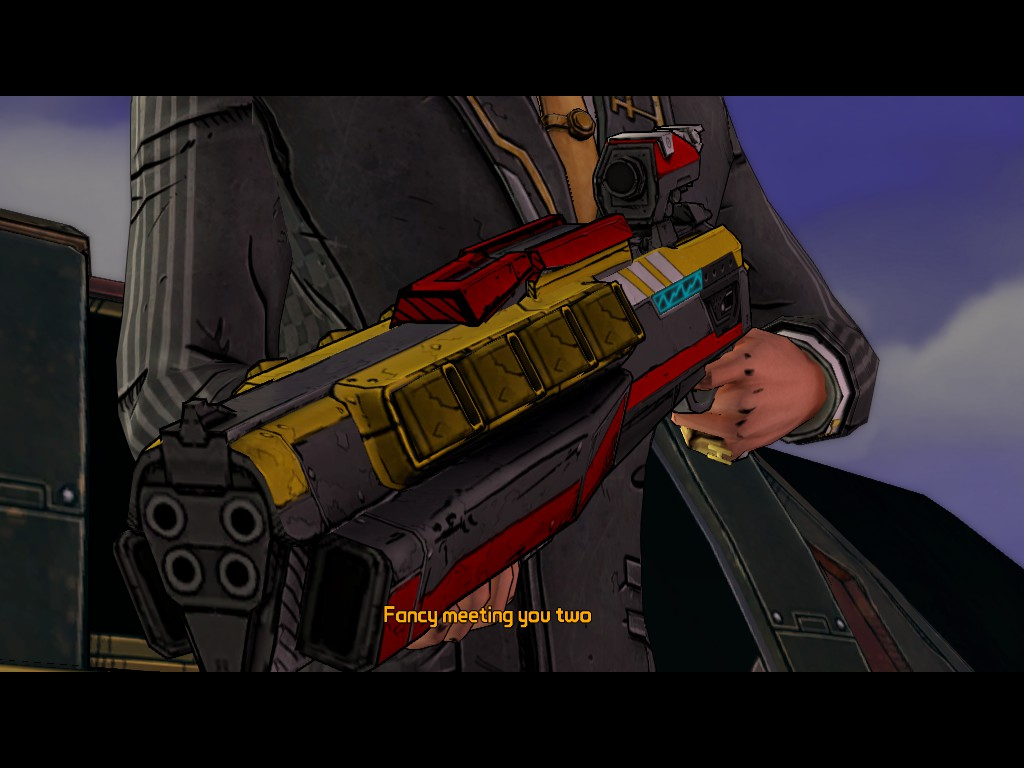Overcompensator (Tales from the Borderlands)