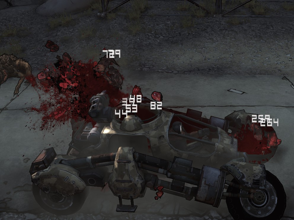 Get A Little Blood On The Tires (mission)