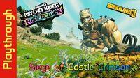 Siege of Castle Crimson
