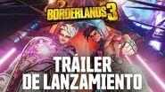 BORDERLANDS 3 - TRÁILER DE LANZAMIENTO