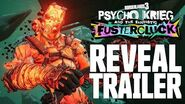 Borderlands 3 - Psycho Krieg and the Fantastic Fustercluck Official Reveal Trailer