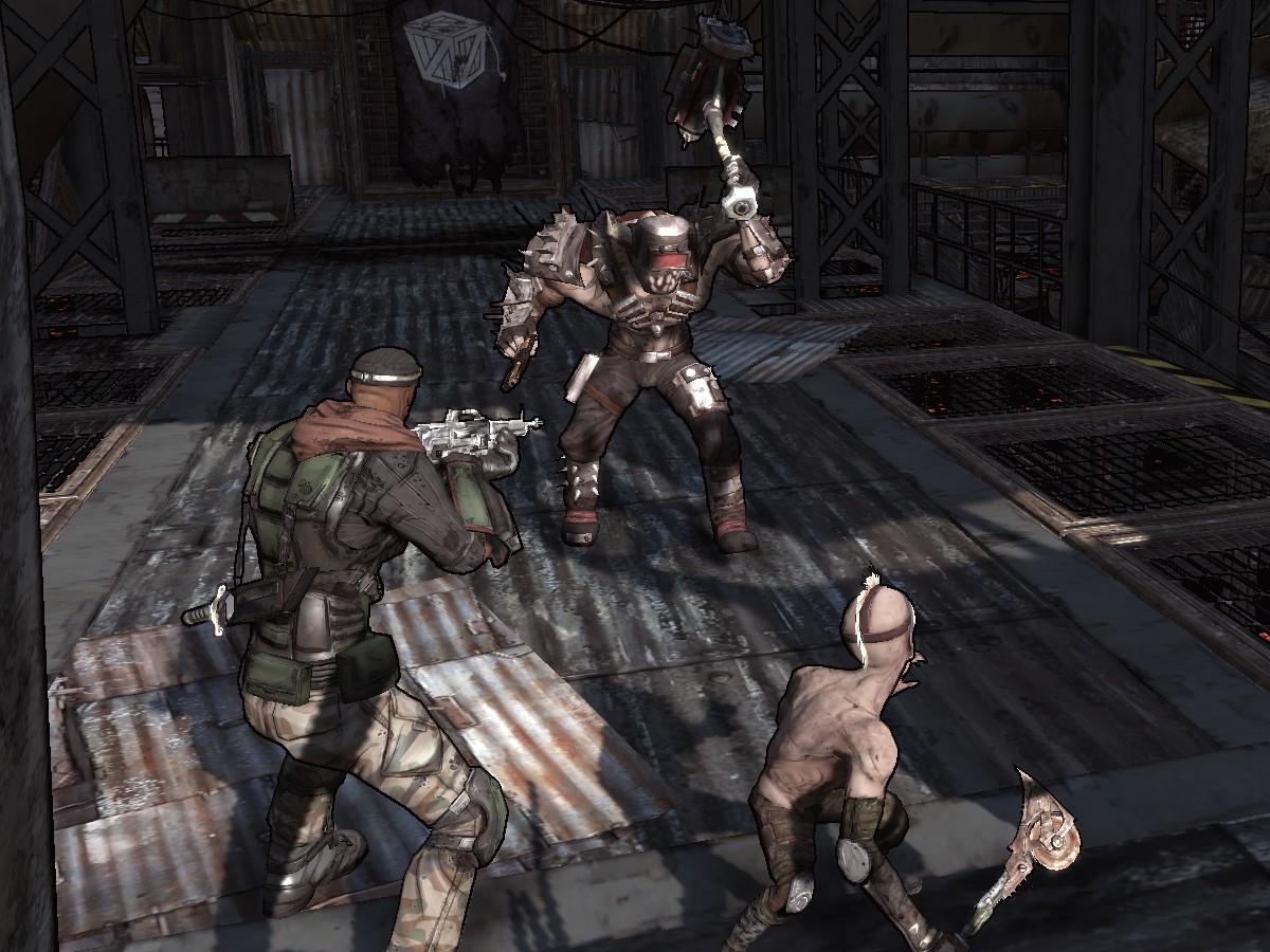 Sledge : bataille pour les Badlands