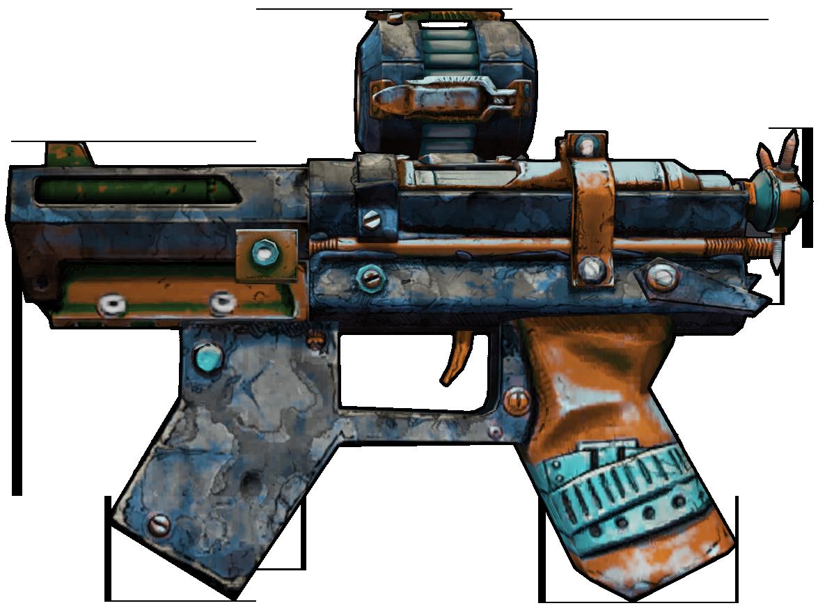 Пистолет (Скав)