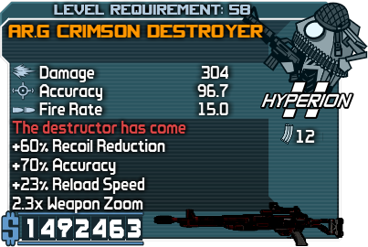 Destroyer (rifle)