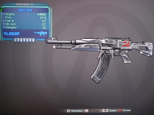 Rifle (Borderlands 2)/Exemples