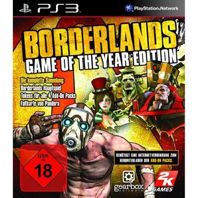 Borderlands GameoftheYear