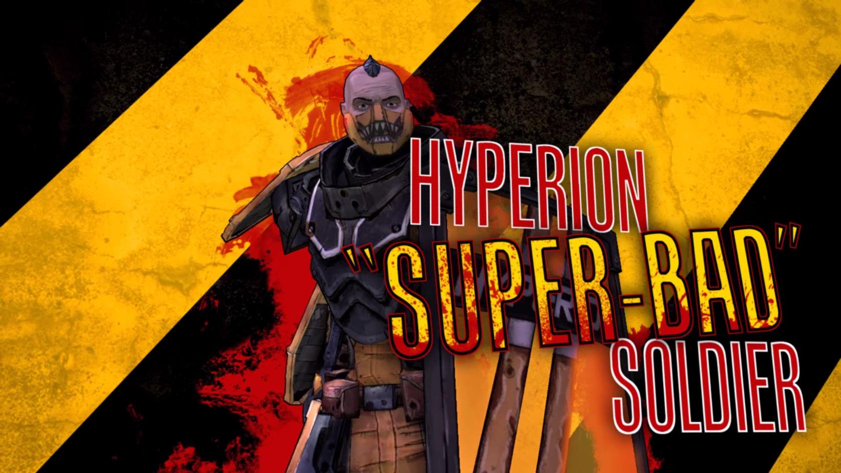 Hyperion 'Super-Bad' Soldier