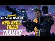 Borderlands 3- Designer's Cut - New Skill Trees Official Trailer
