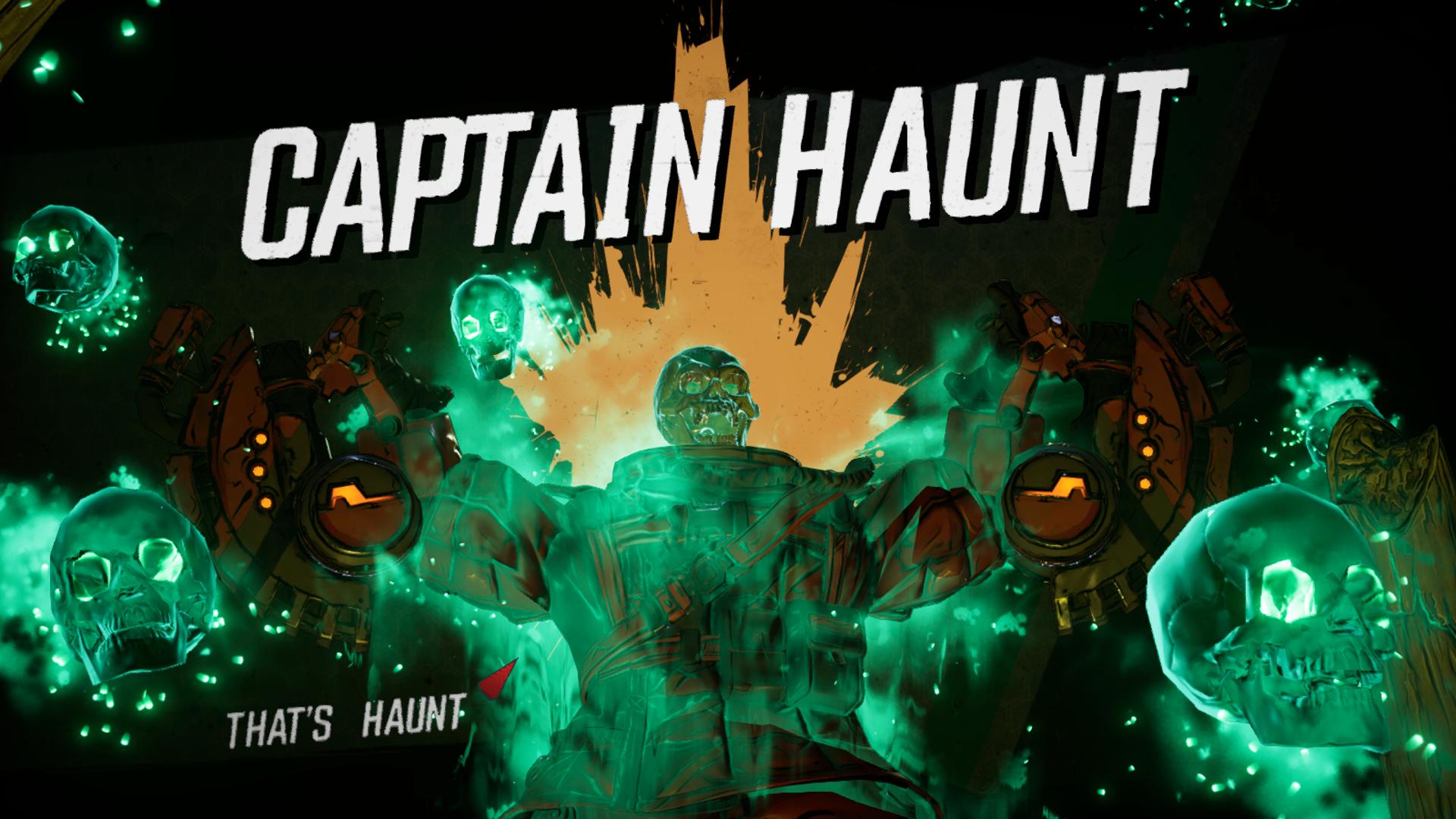 Captain Haunt