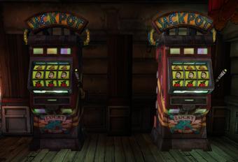 Borderlands 3 Eridium Slot Machine