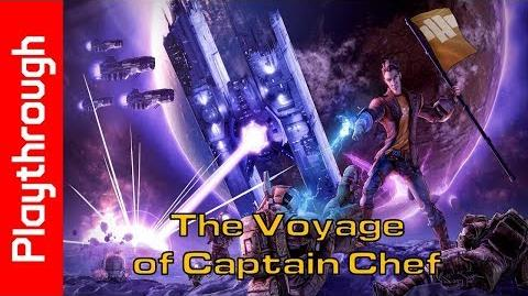 The Voyage of Captain Chef
