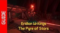 The Pyre of Stars Eridian Writings