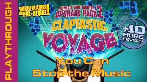 You Can Stop the Music