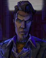 Handsome Jack Closeup 2