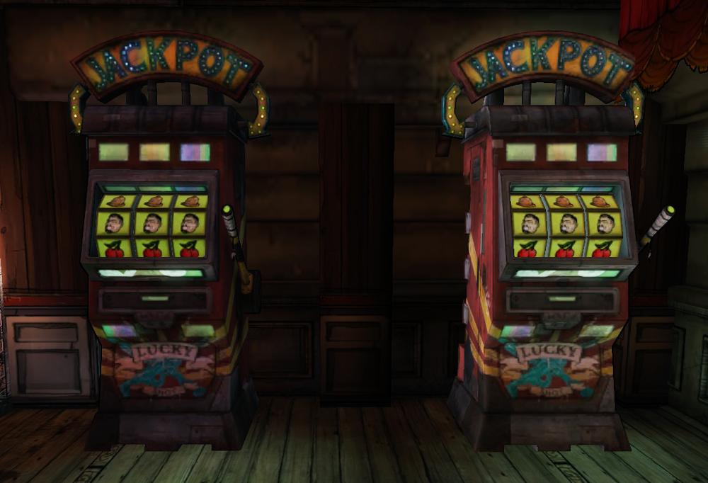 бордерлендс 2 игровые автоматы