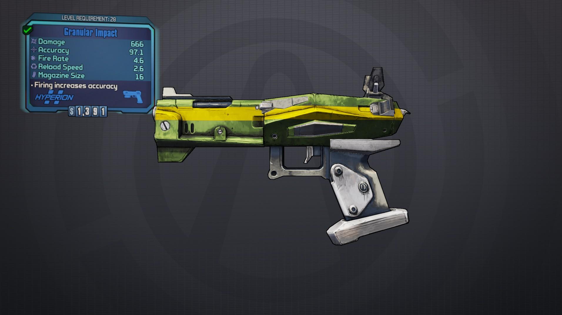 Impact (pistol)