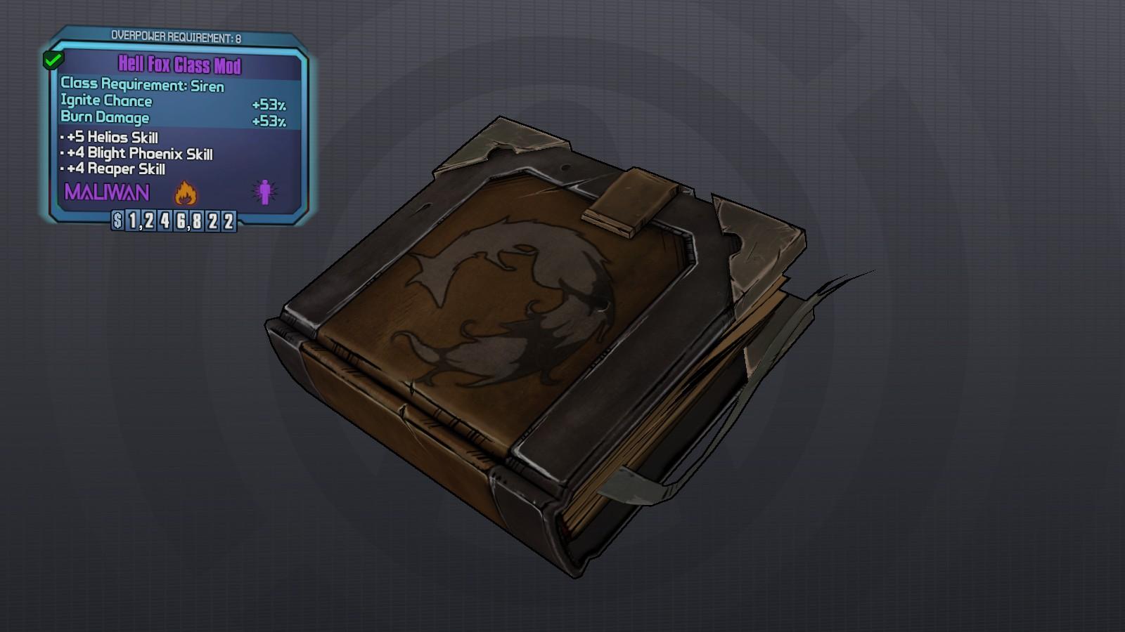 Fox (class mod)