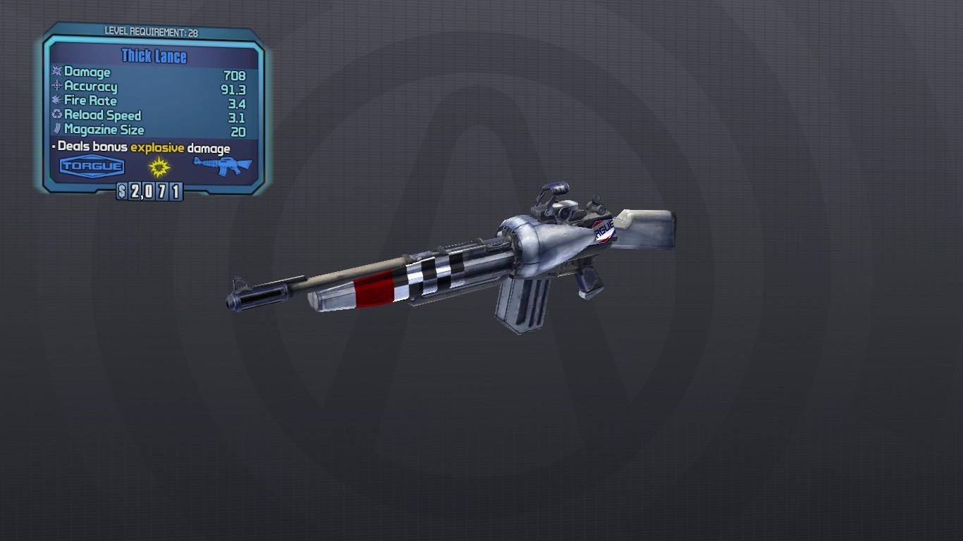 Lance (assault rifle)