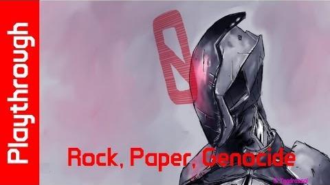 Rock, Paper, Genocide