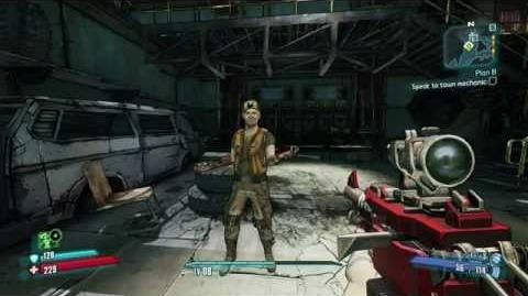 Borderlands 2 Walkthrough Part 11 Plan B Story Mission