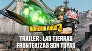 Borderlands 3 - Tráiler Las tierras fronterizas son tuyas