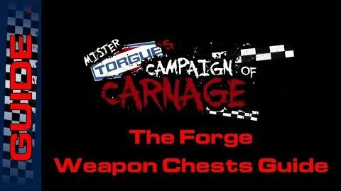 BL2 The Forge Weapon Chests Guide